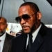 Mandatory Credit: Photo by TANNEN MAURY/EPA-EFE/REX/Shutterstock (10230483n) R&B singer R. Kelly leaves court at the Leighton Criminal Courts building after a status hearing on his sexual assault charges in Chicago, Illinois, USA, 07 May 2019. Kelly, through his attorney, is reportedly challenging evidence provided in two video tapes that allegedly show him having sex with a 14 year old girl. R. Kelly in court, Chicago, USA - 07 May 2019